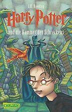 Harry Potter und die Kammer des Schreckens von Rowling,  ... | Buch | Zustand gut