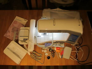 Brother Innovis V5 Embroidery and Sewing Machine