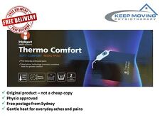 Thermo Comfort Electric Heat Pad Pack: 3 Temp Settings - Auto Off - Machine Wash