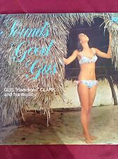 GUS 'HAMMOND' CLARK: SOUNDS GOOD GUS 1969 LP JOYS198  with Bill Wallis tenor sax