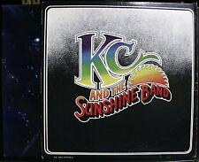 2 VINYL RECORD ALBUM SOUL FUNK LP KC AND THE SUNSHINE BAND SELF SILVER