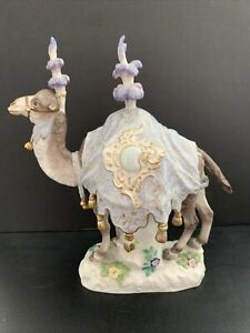 "Meissen Pfifer Period 1924-34 Camel 9"" H X 7"" L  Perfect Condition Make Offer!"