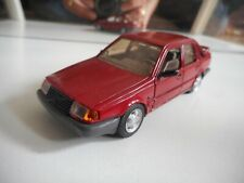 AHC Models Volvo 440 Turbo in Red on 1:43