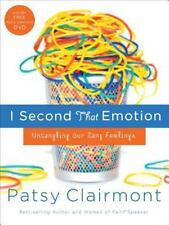 I Second That Emotion: Untangling Our Zany Feelings (Book & DVD) -V