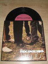 "THE RACONTEURS Hands / It Ain´t Easy Live E 7""-Vinyl WHITE STRIPES Jack White"