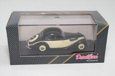 FF 1:43 DETAIL CARS DETAILCARS 331 BMW 327 COUPE 1941 BLACK CREAM MIB