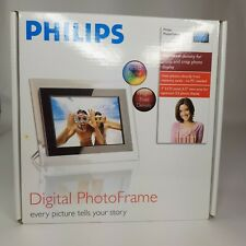 """Philips DIGITAL PHOTO FRAME 7FF2FPA 7"""" LCD Panel NEW"""