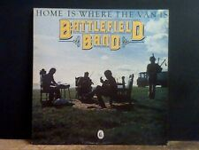 BATTLEFIELD BAND  Home Is Where The Van Is   LP     NEAR-MINT !!