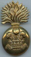 Royal Welsh Fusiliers Bearskin Badge
