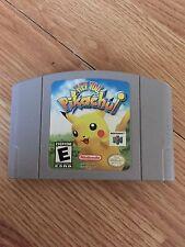 Hey You, Pikachu Nintendo 64 N64 Game Cart BA5