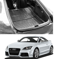Choice of  rubber boot liner load mat bumper protector Audi tt coupe 1998+