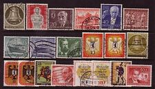 Germany. x20 different used stamps