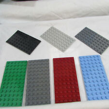 Lego Lot Base plates Various Colors 7