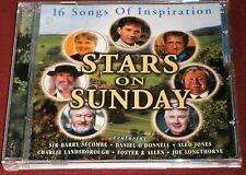 Various Artists - Stars on Sunday (16 Songs of Inspiration, 2003) CD album