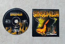 "CD AUDIO MUSIQUE/ SINSEMILIA ""LA FLAMME"" CDS 2T 1998 DOUBLE T MUSIC DTM 811616-1"
