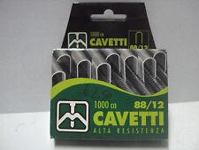 CAVETTI ALTA RESISTENZA PER FISSATRICE  TC 888 BARBERIO