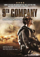 9th Company - Afghanistan The First Time (DVD, 2010) Never Played - Mint !