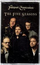 FAIRPORT CONVENTION / THE FIVE SEASONS - Sealed Cassette (1990)