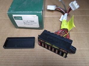 JAGUAR XJS 4.0 POWER CABLE & FUSE BOX  LHE 3700AB NEW GENUINE