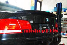 BMW E92 3 SERIES CARBON FIBER REAR TRUNK SPOILER