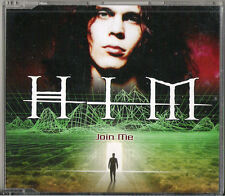 HIM - Join Me [1999] - CDS EP single
