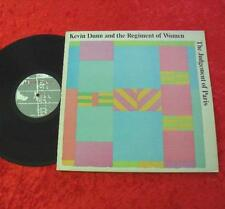 Kevin Dunn and the Regiment of Women LP The Judgement of Paris TOP ZUSTAND!