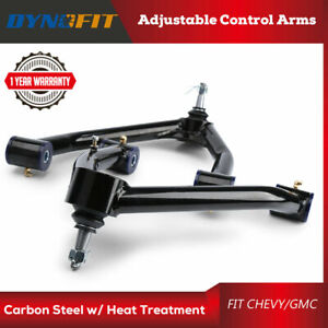 "2X Upper Control Arm For 2-4"" Lift KIT 2007-2016 Chevy Silverado GMC Sierra 1500"