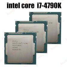 Intel Core i7-4790K 4.00GHz Quad-Core LGA1150 CPU Processor CPU 100% Tested BT02