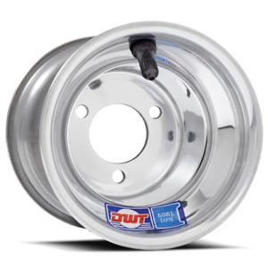 """DWT Kart Go Cart Whee Riml Aluminum Blue Label 6"""" 6 x 6.5 3/2.5 2.5 + 4 .125"""