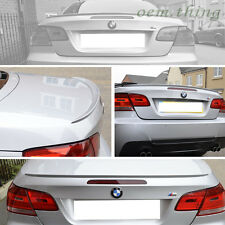 ABS Painted BMW E93 3 SERIES M3 Type TRUNK BOOT SPOILER CONVERTIBLE 2013 328i ○