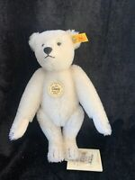 Steiff Classic 1905 Club Teddy Bear with all tags and button.(m)