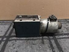 Bosch 0810001167, 081WV10P1N116WS190/00A0 Rexroth Hydraulic Valve, Wegeventil