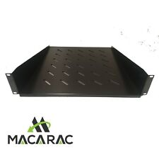 "2U-500mm Deep Cantilever Shelf / Tray for 19"" inch Rack System Server Cabinet"