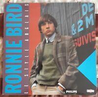 """Ronnie BIRD """" le style anglais """" LP Philips 818 986-1"""