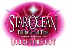 Used PS2 Star Ocean 3 Director's Cut   Japan Import (Free Shipping)、