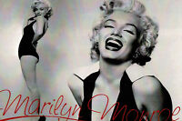 Marilyn Monroe modern unposted new postcard