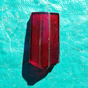 OEM 1942 1946 1947 Cadillac Tail Light Lens