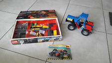 LEGO TECHNIC 8859 TRACTEUR AGRICOLE AVEC BOITE