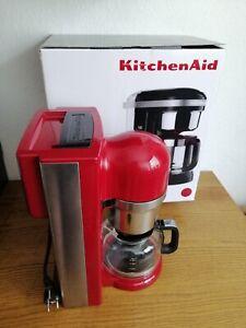 KitchenAid 5KCM0802EER - Red - Kaffeemaschine mit spiralförmigen Wasserauslass
