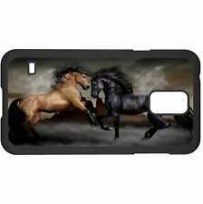 Horses War Hard Case Cover For Samsung New