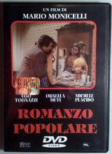 ROMANZO POPOLARE - Monicelli DVD Muti Tognazzi Placido