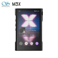 SHANLING M3X MQA ES9219C*2 DAC/AMP 3.5mm&4.4mm Hi-Res Portable Music Player
