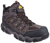 Amblers AS801 ROCKINGHAM Lightweight Metal-Free Waterproof Safety Hiker Boot