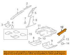 JAGUAR OEM 09-15 XF-Door Sill Plate Left C2Z27890SEL