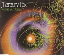 Across Yer Ocean CD Single Mercury Rev NEW Rare 2 B-sides Out of Print Import