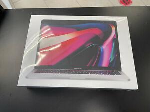 Apple MacBook Pro 13in (256GB SSD, M1, 8GB) Laptop - Silver - MYDA2LL/A