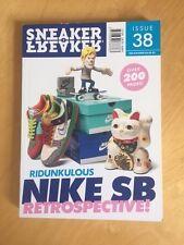 sneaker freaker issue 38 magazine nike sb