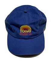 Royal Blue NBC Today Show Studio 1A Embroidered Baseball hat cap Strapback