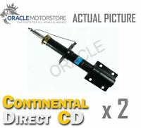 2 x CONTINENTAL DIRECT FRONT SHOCK ABSORBERS STRUTS SHOCKERS OE QUALITY GS6010F