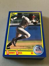 R) Lot of 20 SAMMY SOSA 1990 SCORE ROOKIES RC BASEBALL CARDS WHITE SOX